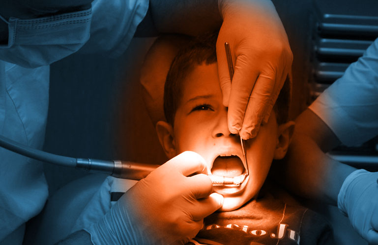 Help with fear of the dentist